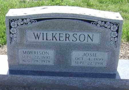 WILKERSON, JOSIE MAY - Lawrence County, Arkansas | JOSIE MAY WILKERSON - Arkansas Gravestone Photos