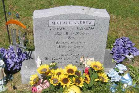 WILKETT, MICHAEL ANDREW - Lawrence County, Arkansas | MICHAEL ANDREW WILKETT - Arkansas Gravestone Photos