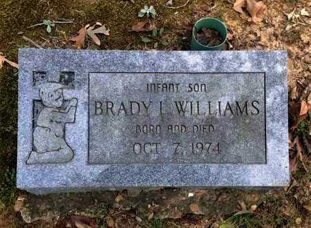 WILLIAMS, BRADY L. - Lawrence County, Arkansas | BRADY L. WILLIAMS - Arkansas Gravestone Photos
