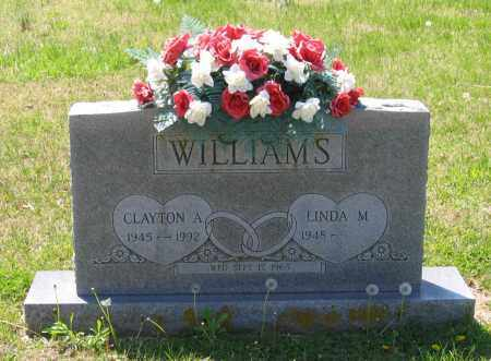 WILLIAMS, CLAYTON A. - Lawrence County, Arkansas | CLAYTON A. WILLIAMS - Arkansas Gravestone Photos