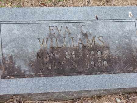 CHAFFEE WILLIAMS, EVA - Lawrence County, Arkansas | EVA CHAFFEE WILLIAMS - Arkansas Gravestone Photos