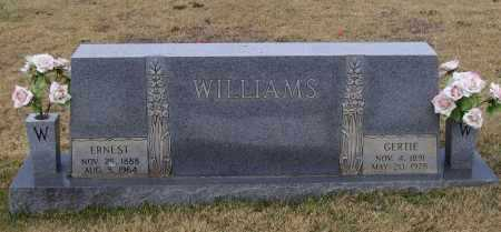 WILLIAMS, GERTIE JANE - Lawrence County, Arkansas | GERTIE JANE WILLIAMS - Arkansas Gravestone Photos