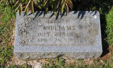 WILLIAMS, FRED L. - Lawrence County, Arkansas | FRED L. WILLIAMS - Arkansas Gravestone Photos