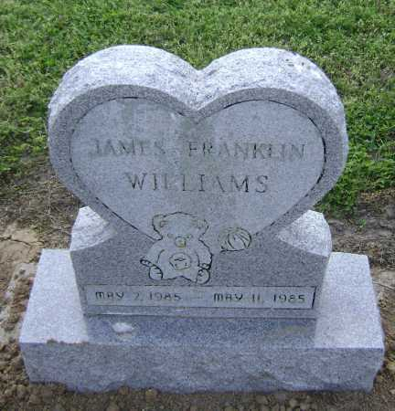 WILLIAMS, JAMES FRANKLIN - Lawrence County, Arkansas | JAMES FRANKLIN WILLIAMS - Arkansas Gravestone Photos