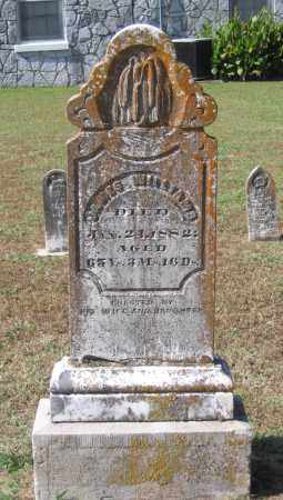 WILLIAMS, JAMES - Lawrence County, Arkansas | JAMES WILLIAMS - Arkansas Gravestone Photos