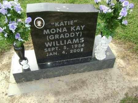 "GRADDY WILLIAMS, MONA KAY ""KATIE"" - Lawrence County, Arkansas 