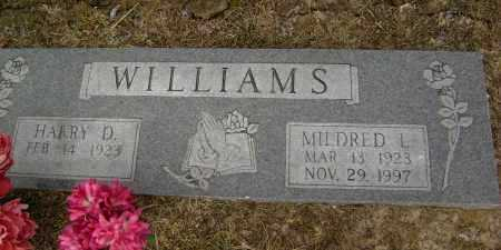 WILLIAMS, MILDRED LEE ESCUE ARNOLD - Lawrence County, Arkansas | MILDRED LEE ESCUE ARNOLD WILLIAMS - Arkansas Gravestone Photos