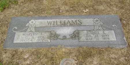 WILLIAMS, MARVIN L. - Lawrence County, Arkansas | MARVIN L. WILLIAMS - Arkansas Gravestone Photos