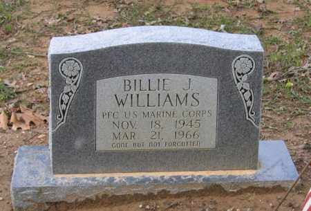 WILLIAMS (VETERAN VIET, KIA), BILLIE JOE - Lawrence County, Arkansas | BILLIE JOE WILLIAMS (VETERAN VIET, KIA) - Arkansas Gravestone Photos