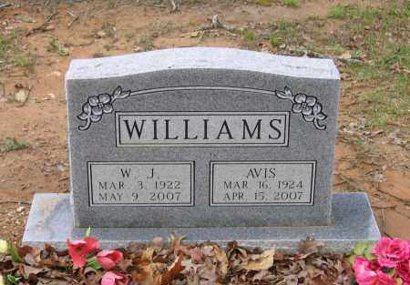 WILLIAMS, AVIS - Lawrence County, Arkansas | AVIS WILLIAMS - Arkansas Gravestone Photos