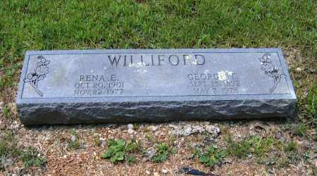 WILLIFORD, GEORGE THOMAS - Lawrence County, Arkansas | GEORGE THOMAS WILLIFORD - Arkansas Gravestone Photos