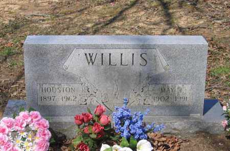 "WILLIS, HOUSTON LAFAYETTE ""BLOCKIE"" - Lawrence County, Arkansas 