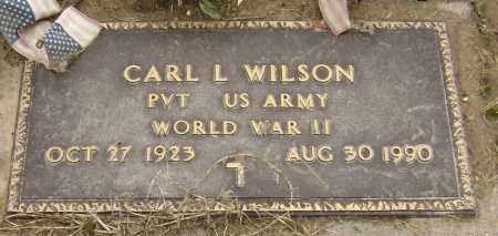 "WILSON  (VETERAN WWII), CARL LAVERN ""SON"" - Lawrence County, Arkansas 