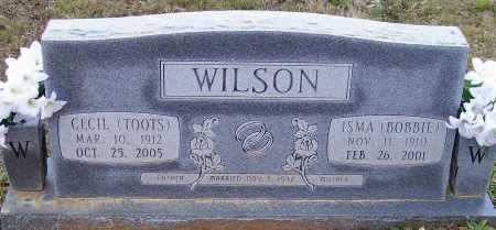 "WILSON, CECIL ""TOOTS"" - Lawrence County, Arkansas 