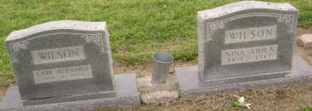 WILSON, NINA VIOLA - Lawrence County, Arkansas | NINA VIOLA WILSON - Arkansas Gravestone Photos
