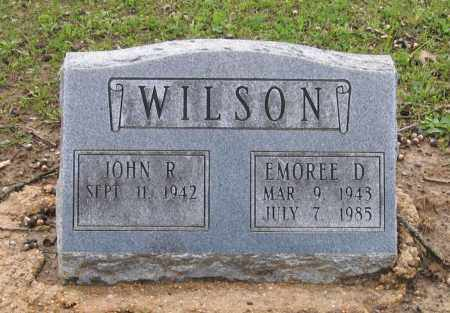 DAVIS WILSON, EMOREE - Lawrence County, Arkansas | EMOREE DAVIS WILSON - Arkansas Gravestone Photos