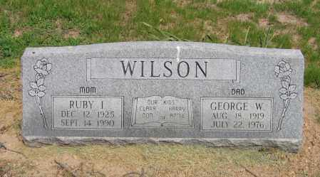 WILSON, RUBY INEZ - Lawrence County, Arkansas | RUBY INEZ WILSON - Arkansas Gravestone Photos