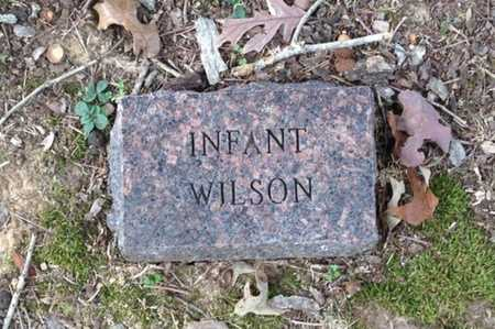WILSON, INFANT SON - Lawrence County, Arkansas | INFANT SON WILSON - Arkansas Gravestone Photos
