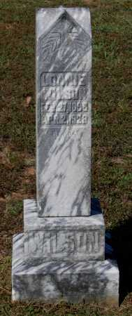 "WILSON, ALEX ALONZO ""LONNIE"" - Lawrence County, Arkansas 
