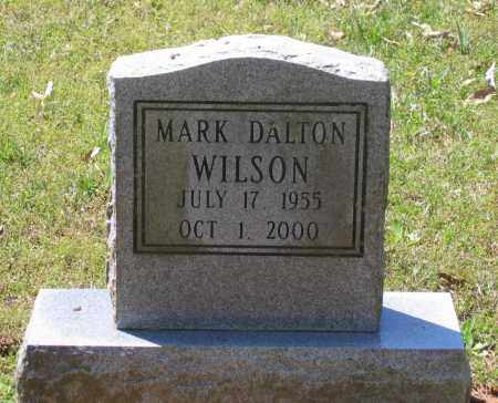 WILSON, MARK DALTON - Lawrence County, Arkansas | MARK DALTON WILSON - Arkansas Gravestone Photos