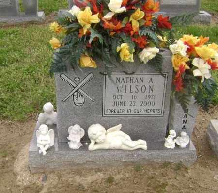 WILSON, NATHAN A. - Lawrence County, Arkansas | NATHAN A. WILSON - Arkansas Gravestone Photos