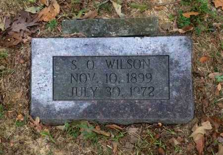 "WILSON, SAMPSON OSCO ""S. O."" - Lawrence County, Arkansas 