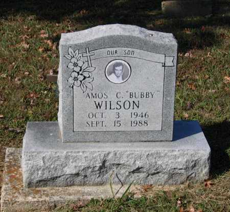 "WILSON, SR., AMOS CARL ""BUBBY"" - Lawrence County, Arkansas 
