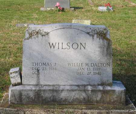 WILSON, THOMAS JASPER - Lawrence County, Arkansas | THOMAS JASPER WILSON - Arkansas Gravestone Photos