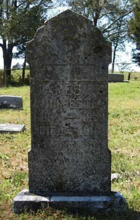 WINCHESTER, JAMES TROWELL - Lawrence County, Arkansas | JAMES TROWELL WINCHESTER - Arkansas Gravestone Photos
