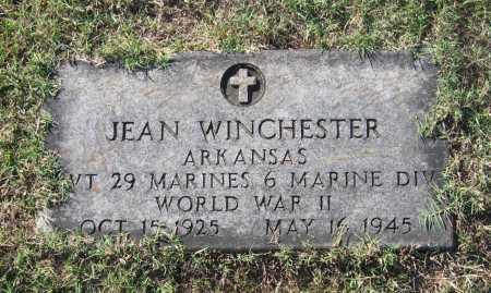 WINCHESTER (VETERAN WWII, KIA), JEAN - Lawrence County, Arkansas | JEAN WINCHESTER (VETERAN WWII, KIA) - Arkansas Gravestone Photos