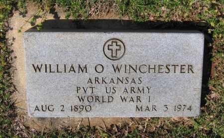 WINCHESTER (VETERAN WWI), WILLIAM OWEN - Lawrence County, Arkansas | WILLIAM OWEN WINCHESTER (VETERAN WWI) - Arkansas Gravestone Photos
