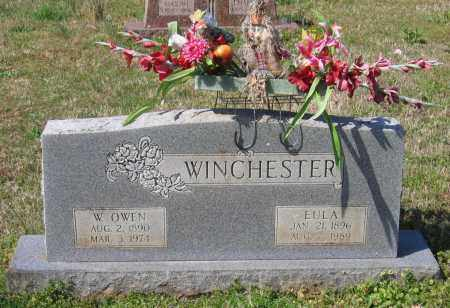WINCHESTER, EULA - Lawrence County, Arkansas | EULA WINCHESTER - Arkansas Gravestone Photos