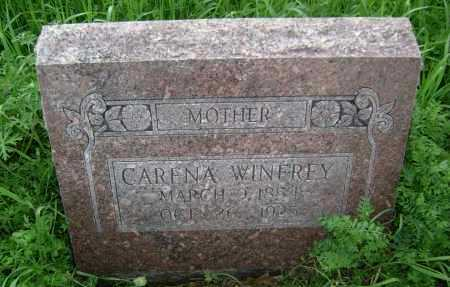 "DAVIS WINFREY, CARENA ""REENA"" - Lawrence County, Arkansas 