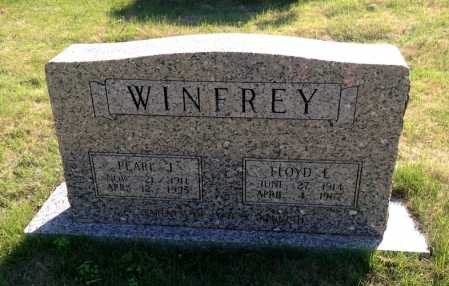 WINFREY, PEARL JANE - Lawrence County, Arkansas | PEARL JANE WINFREY - Arkansas Gravestone Photos