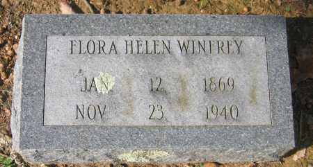 WINFREY, FLORA HELEN - Lawrence County, Arkansas | FLORA HELEN WINFREY - Arkansas Gravestone Photos