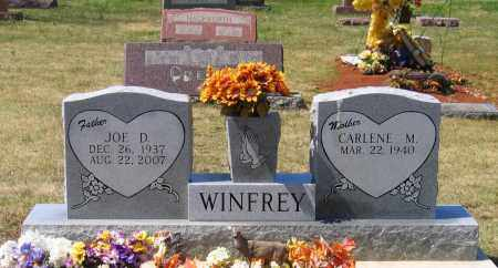 WINFREY, JOE DAVID - Lawrence County, Arkansas | JOE DAVID WINFREY - Arkansas Gravestone Photos