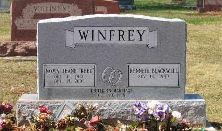 WINFREY, KENNETH BLACKWELL - Lawrence County, Arkansas | KENNETH BLACKWELL WINFREY - Arkansas Gravestone Photos