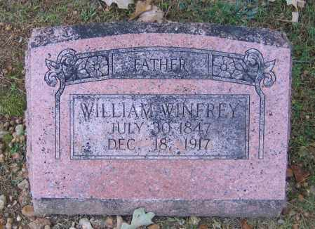 WINFREY, WILLIAM - Lawrence County, Arkansas | WILLIAM WINFREY - Arkansas Gravestone Photos