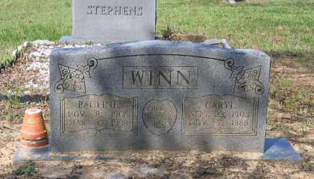 WINN, PAULINE P. - Lawrence County, Arkansas | PAULINE P. WINN - Arkansas Gravestone Photos