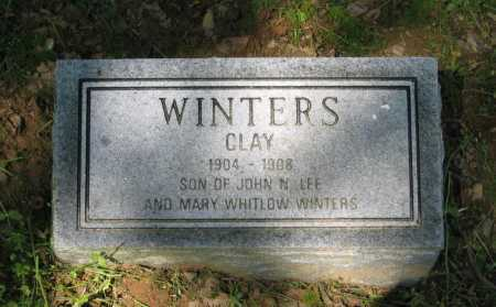 WINTERS, CLAY - Lawrence County, Arkansas | CLAY WINTERS - Arkansas Gravestone Photos