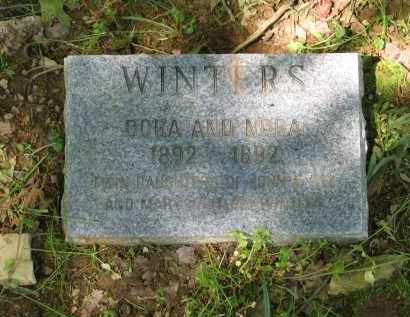 WINTERS, NORA - Lawrence County, Arkansas | NORA WINTERS - Arkansas Gravestone Photos