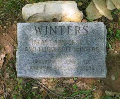 WINTERS, INFANT SON - Lawrence County, Arkansas | INFANT SON WINTERS - Arkansas Gravestone Photos