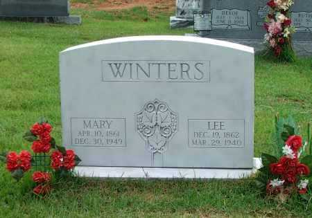WHITLOW WINTERS, MARY A. - Lawrence County, Arkansas | MARY A. WHITLOW WINTERS - Arkansas Gravestone Photos