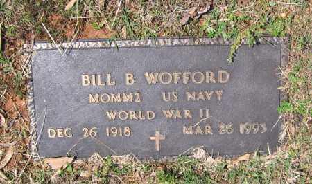 WOFFORD (VETERAN WWII), BILL BROYLES - Lawrence County, Arkansas | BILL BROYLES WOFFORD (VETERAN WWII) - Arkansas Gravestone Photos