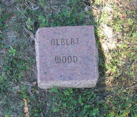 WOOD, ALBERT - Lawrence County, Arkansas | ALBERT WOOD - Arkansas Gravestone Photos
