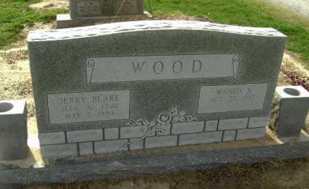 WOOD, JERRY BLAKE - Lawrence County, Arkansas | JERRY BLAKE WOOD - Arkansas Gravestone Photos