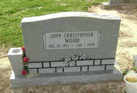 WOOD, JOHN CHRISTOPHER - Lawrence County, Arkansas | JOHN CHRISTOPHER WOOD - Arkansas Gravestone Photos