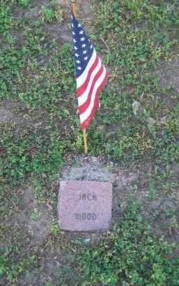 WOOD (VETERAN), JACK - Lawrence County, Arkansas | JACK WOOD (VETERAN) - Arkansas Gravestone Photos
