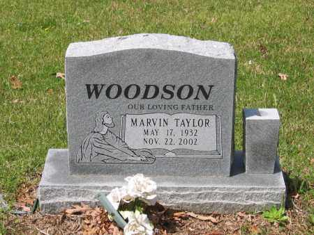 WOODSON, MARVIN TAYLOR - Lawrence County, Arkansas | MARVIN TAYLOR WOODSON - Arkansas Gravestone Photos