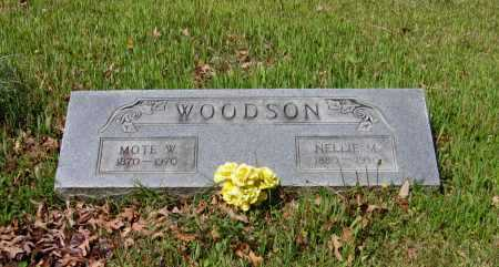 KIDDER WOODSON, NELLIE MAE - Lawrence County, Arkansas | NELLIE MAE KIDDER WOODSON - Arkansas Gravestone Photos